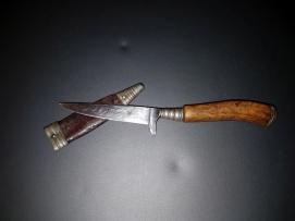 Puma Trachtenmesser, Klingenlänge 9 cm